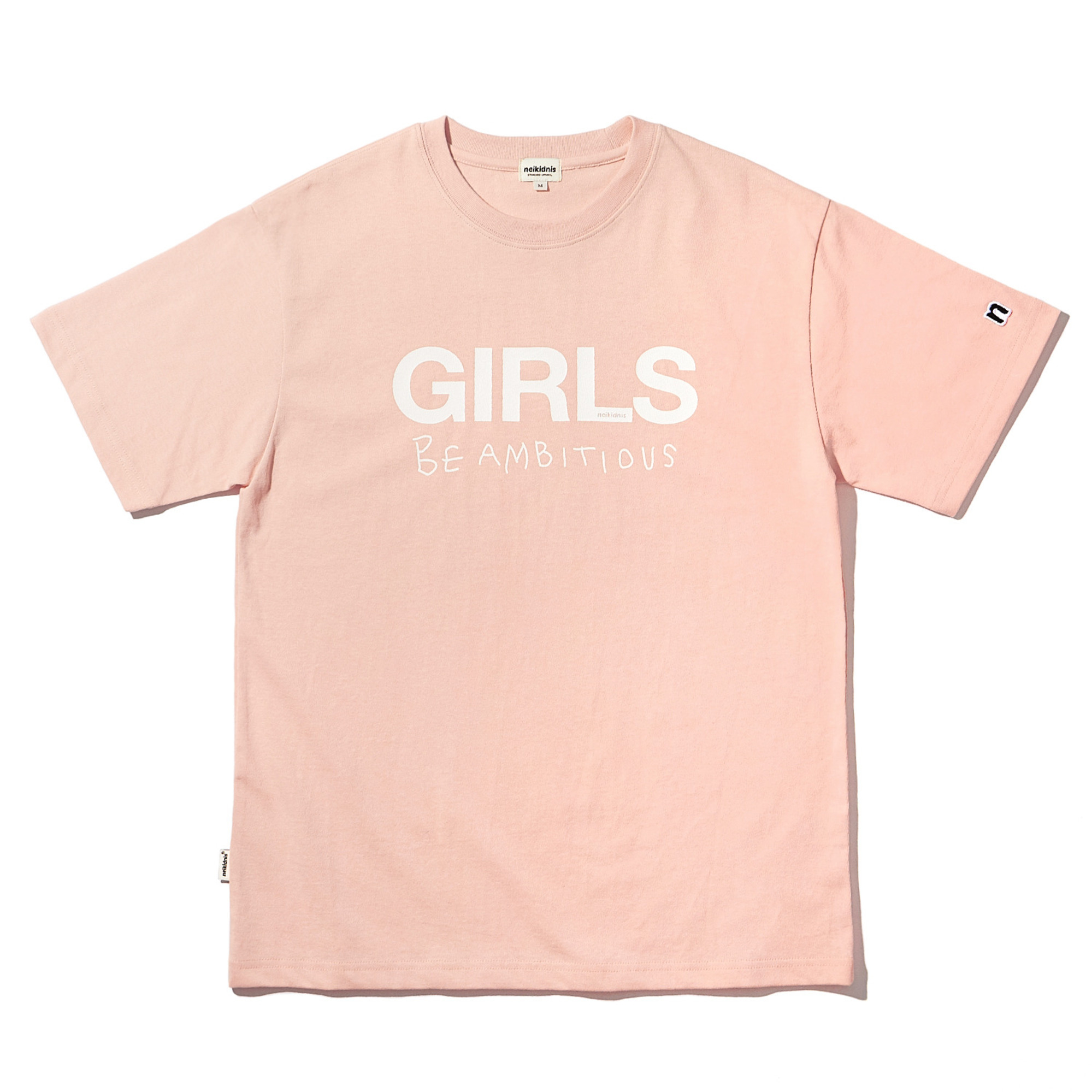 [70%할인] GIRLS T-SHIRT / INDI PINK