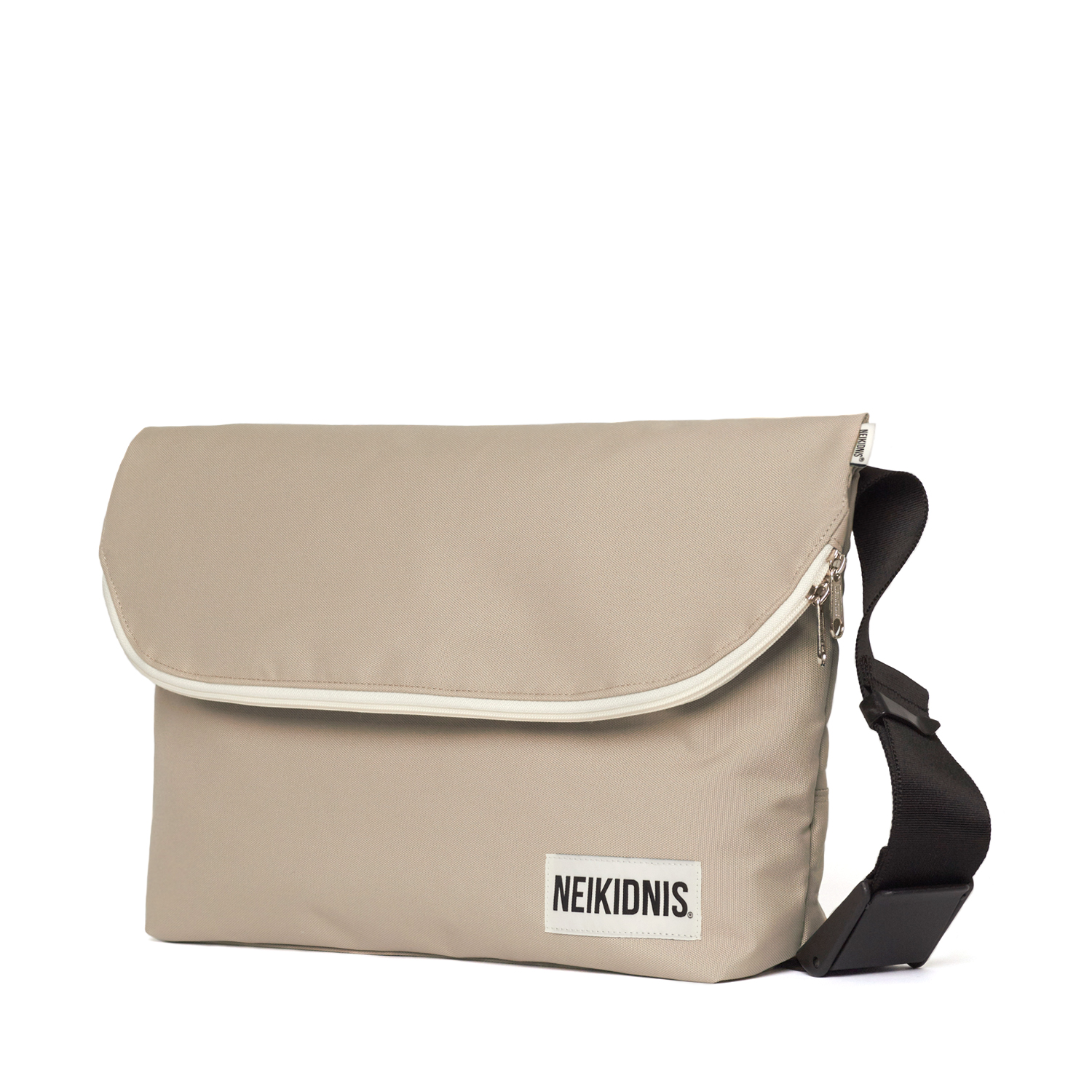 STANDARD MESSENGER BAG / BEIGE