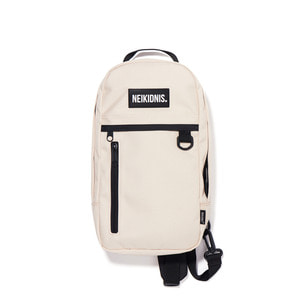 DAILY SLING BAG / LIGHT BEIGE