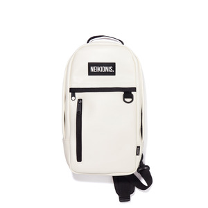 [레더] DAILY SLING BAG / LEATHER IVORY