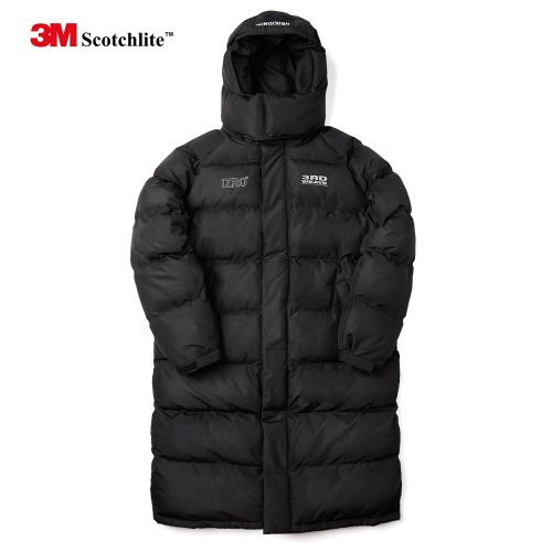 [EXO세훈 착용]3M SCOTCH LOGO COLLABO LONG PADDING
